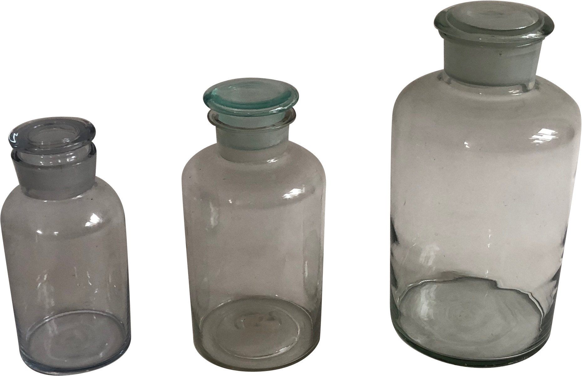 Set of Jars, 1970s