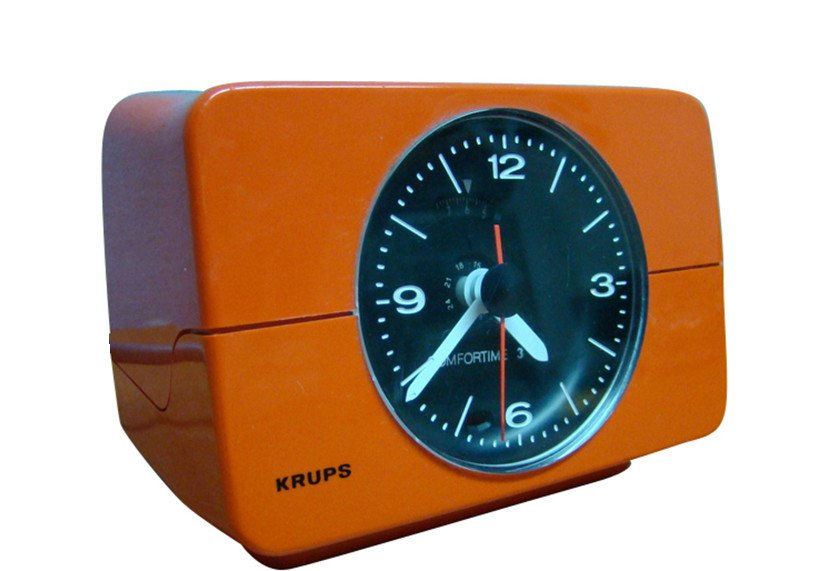 Krups Clock, Germany, 1970s