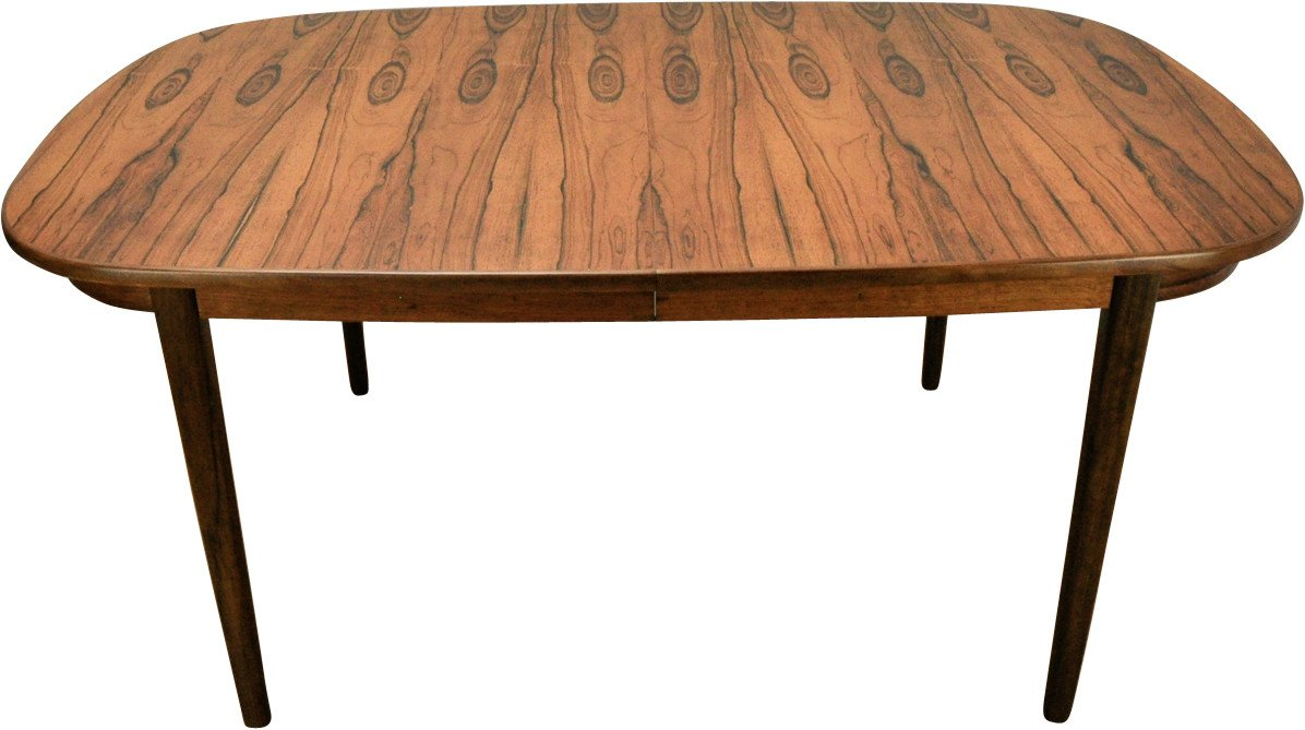 Table by A. Vodder for Sibast, Denmark, 1950s