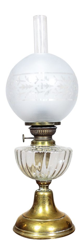 Oil Lamp, early 20th century