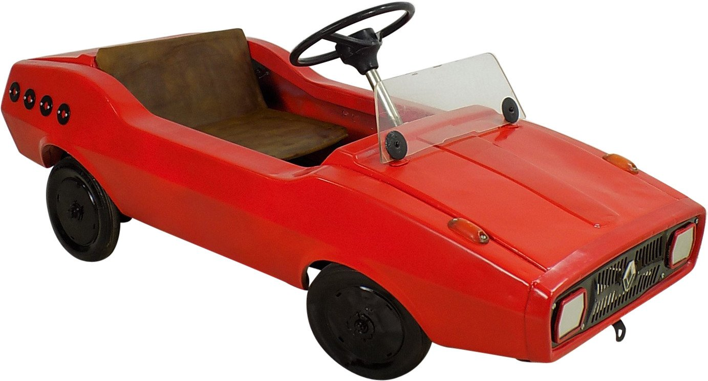 Renault 15 Car Toy for Children, 1970s