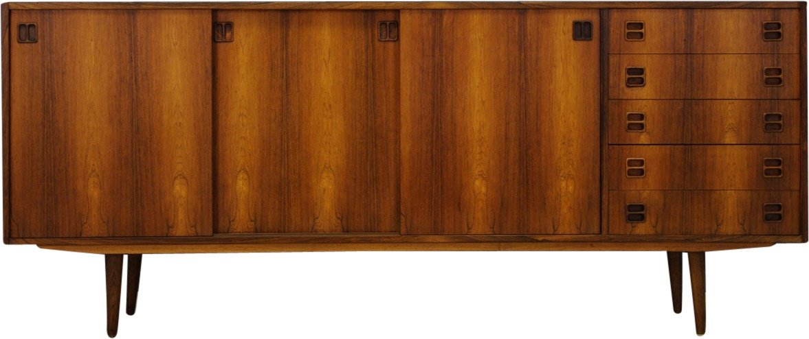 Sideboard palisandrowy, lata 70.