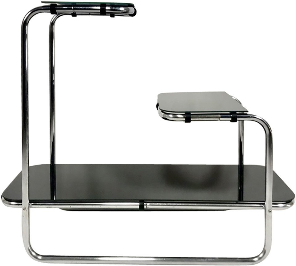 Etagere B136 by E. Guyot, Thonet, Czech Republic, 1930s