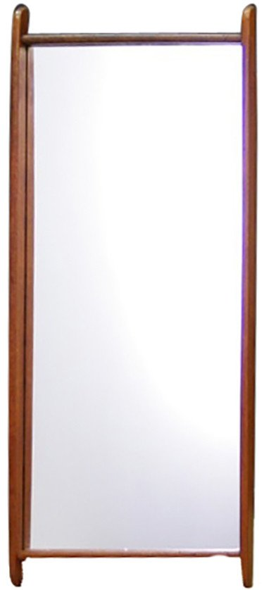Mirror in Teak Frame, 1970s