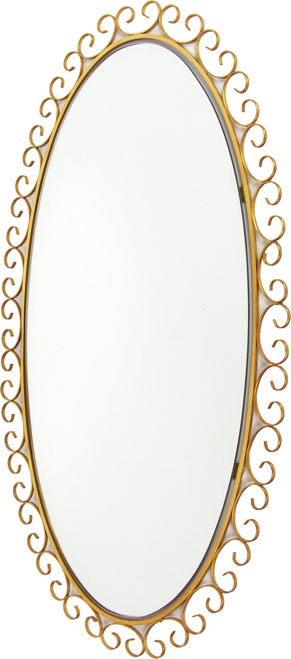 Chic & Glam Mirror, 1970s