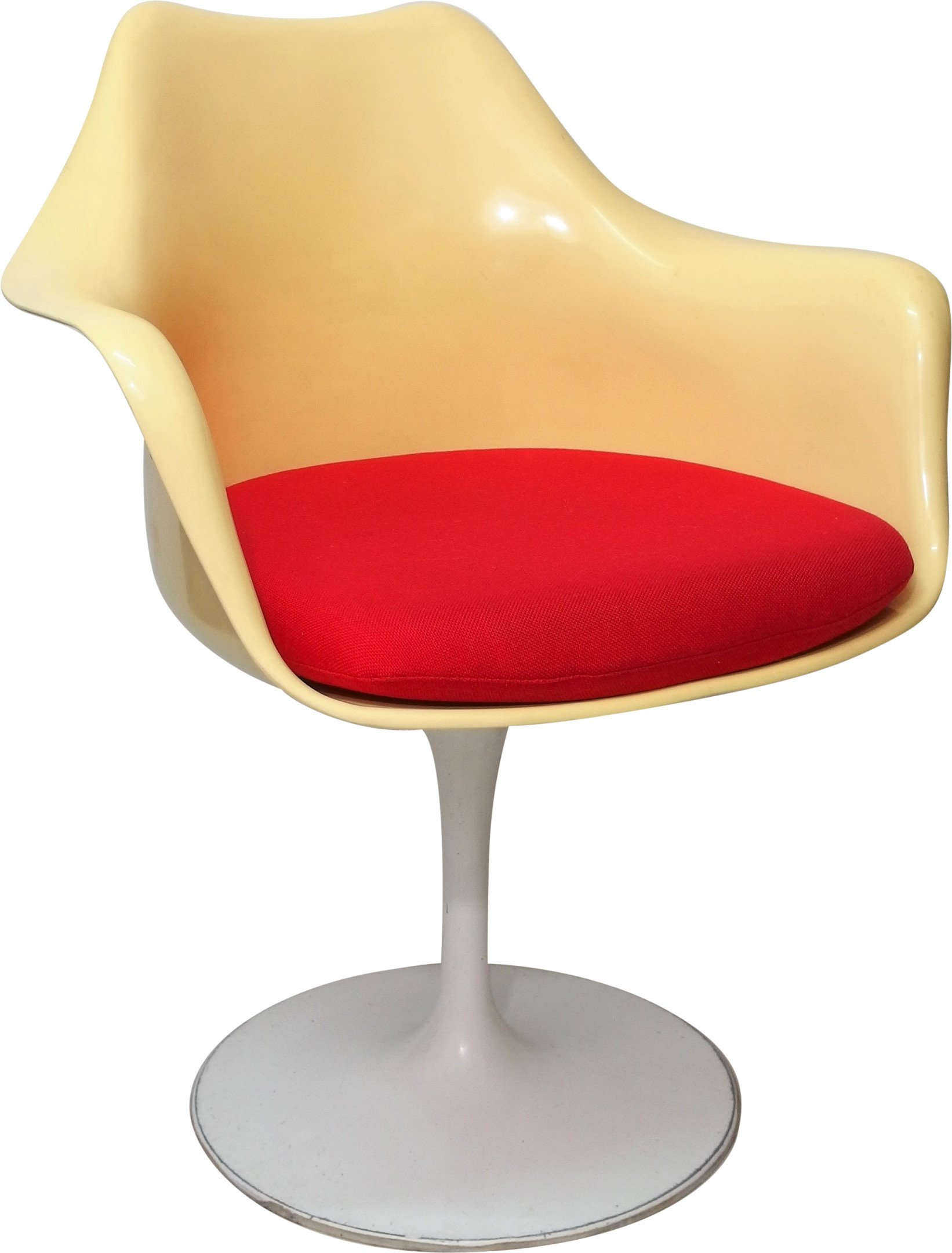 Swivel Armchair Tulip, 1980s