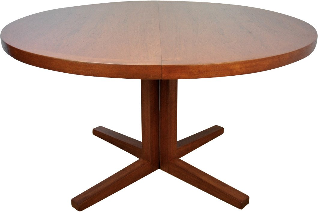 Table by J. Mortensen, Heltborg M, Denmark, 1960s