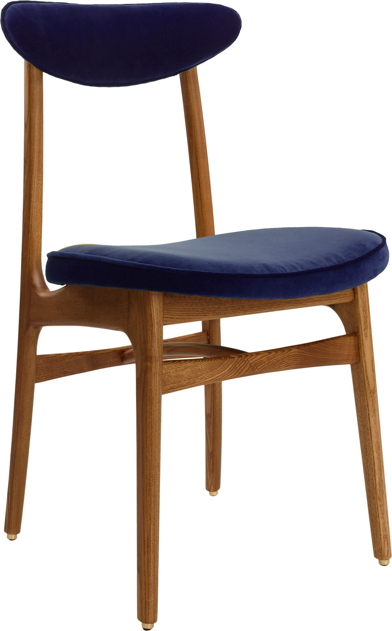 Chair 200-190 by R.T. Hałas, Velvet Indigo (dark ash)