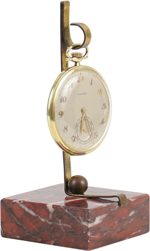 Pocket Watch Stand, 1920s