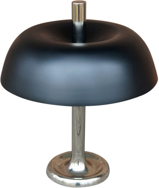 Mushroom Lamp by E. Hillebrand, Germany, 1950s