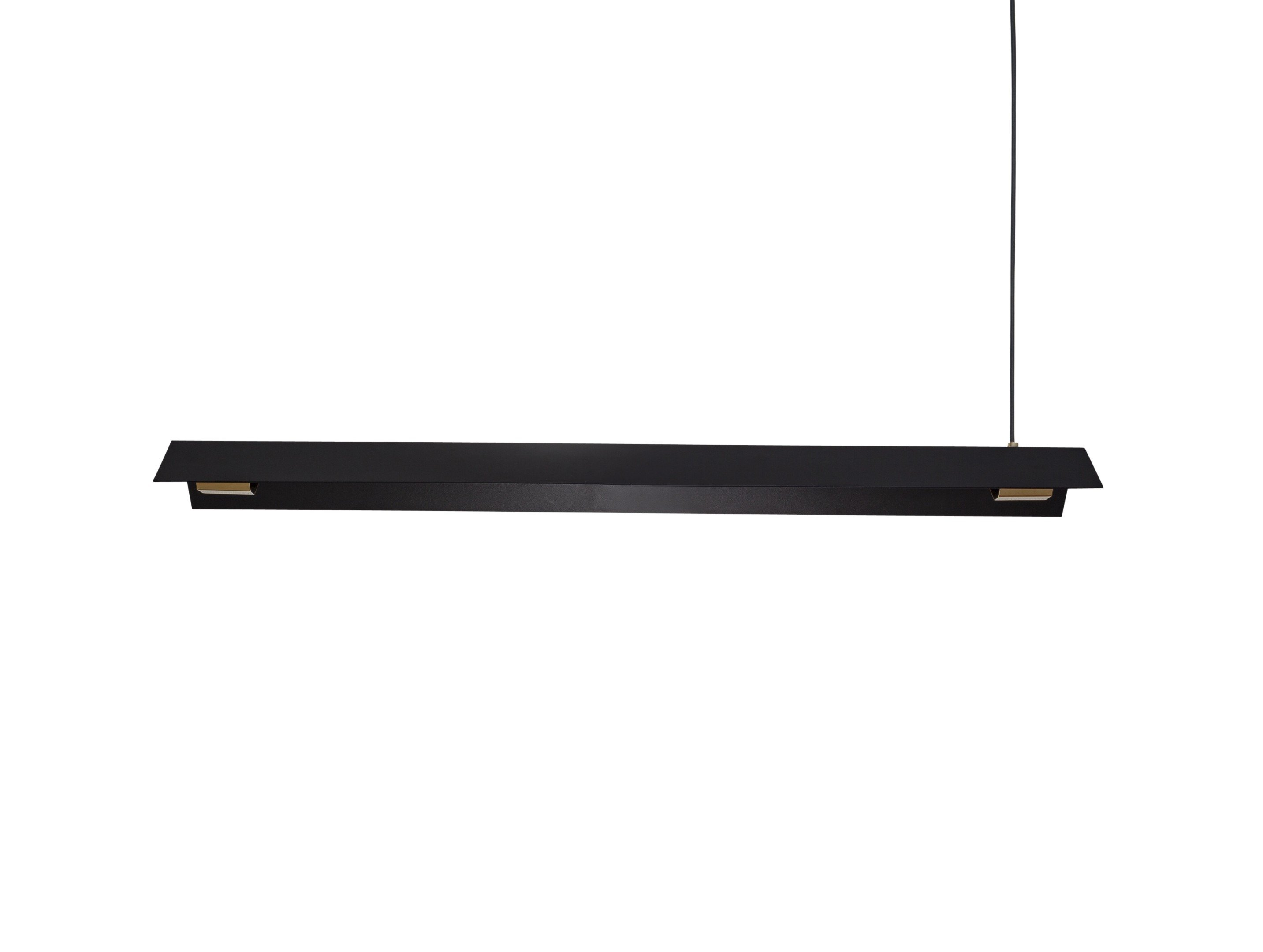 Suspension lamp Misalliance 100 Black, Lexavala