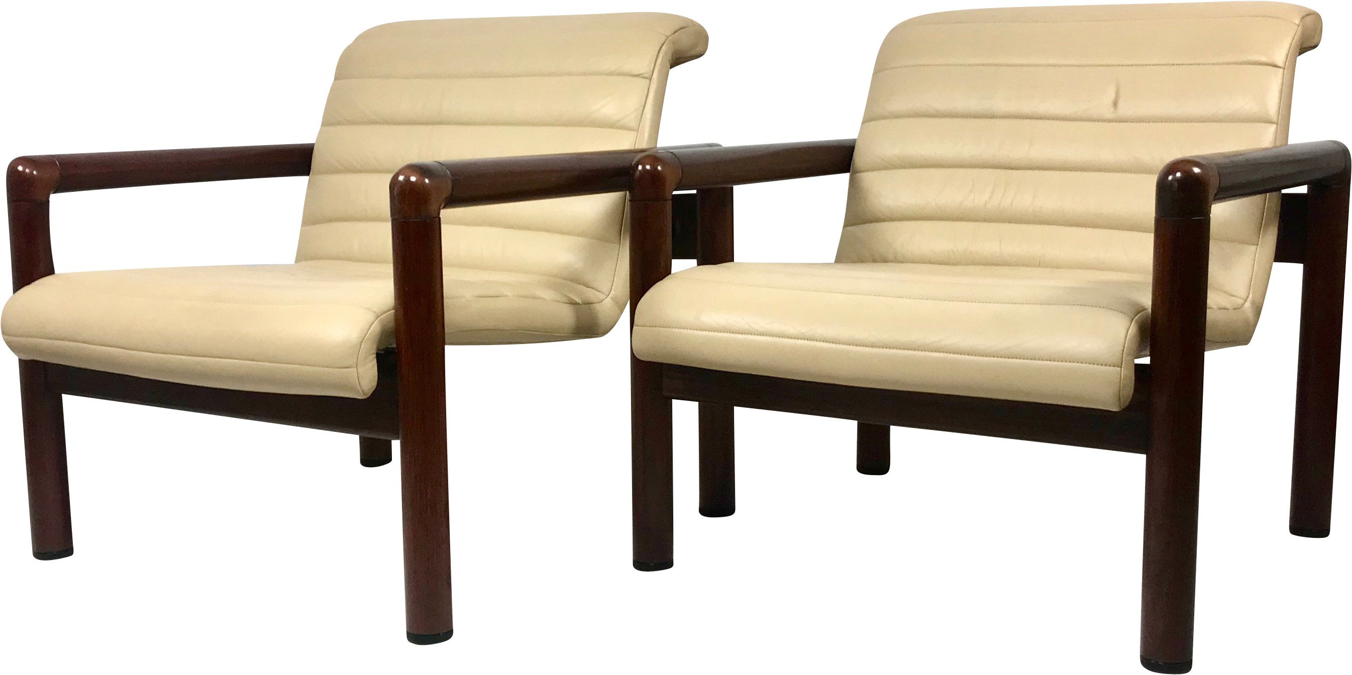 Pair of Armchairs, 1990s