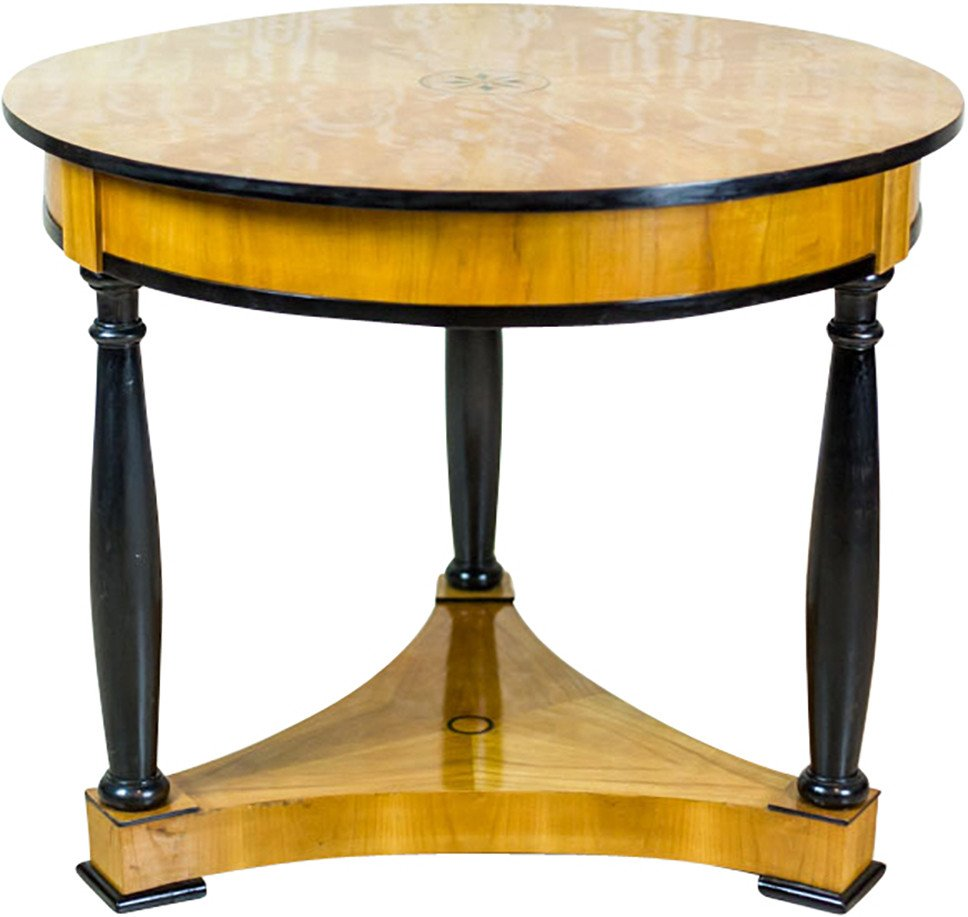 Biedermeier Table, 1860s