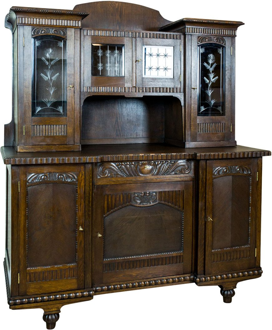 Oak Cupboard, 1920s