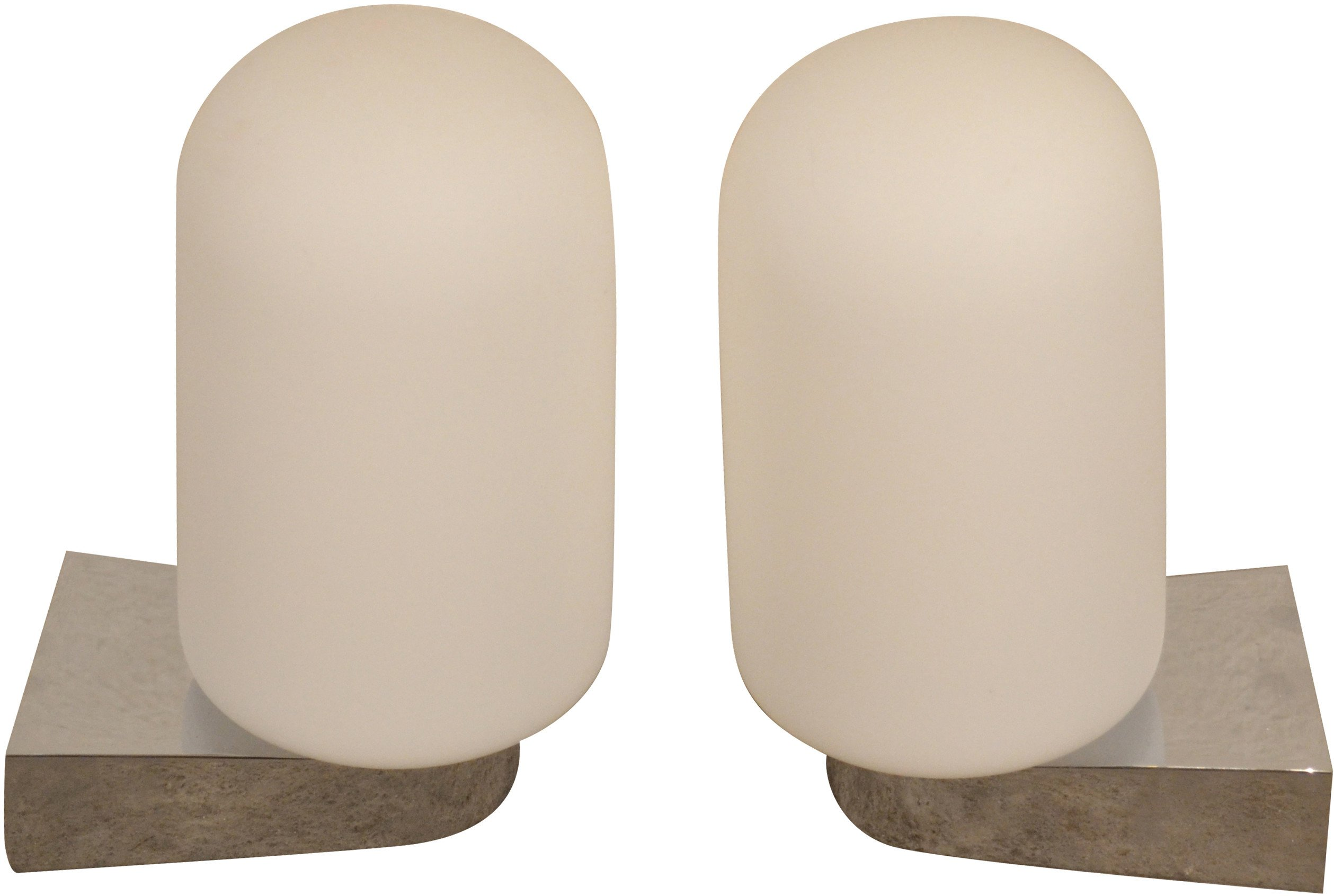Pair of Wall Lamps, Keuco, 1970s