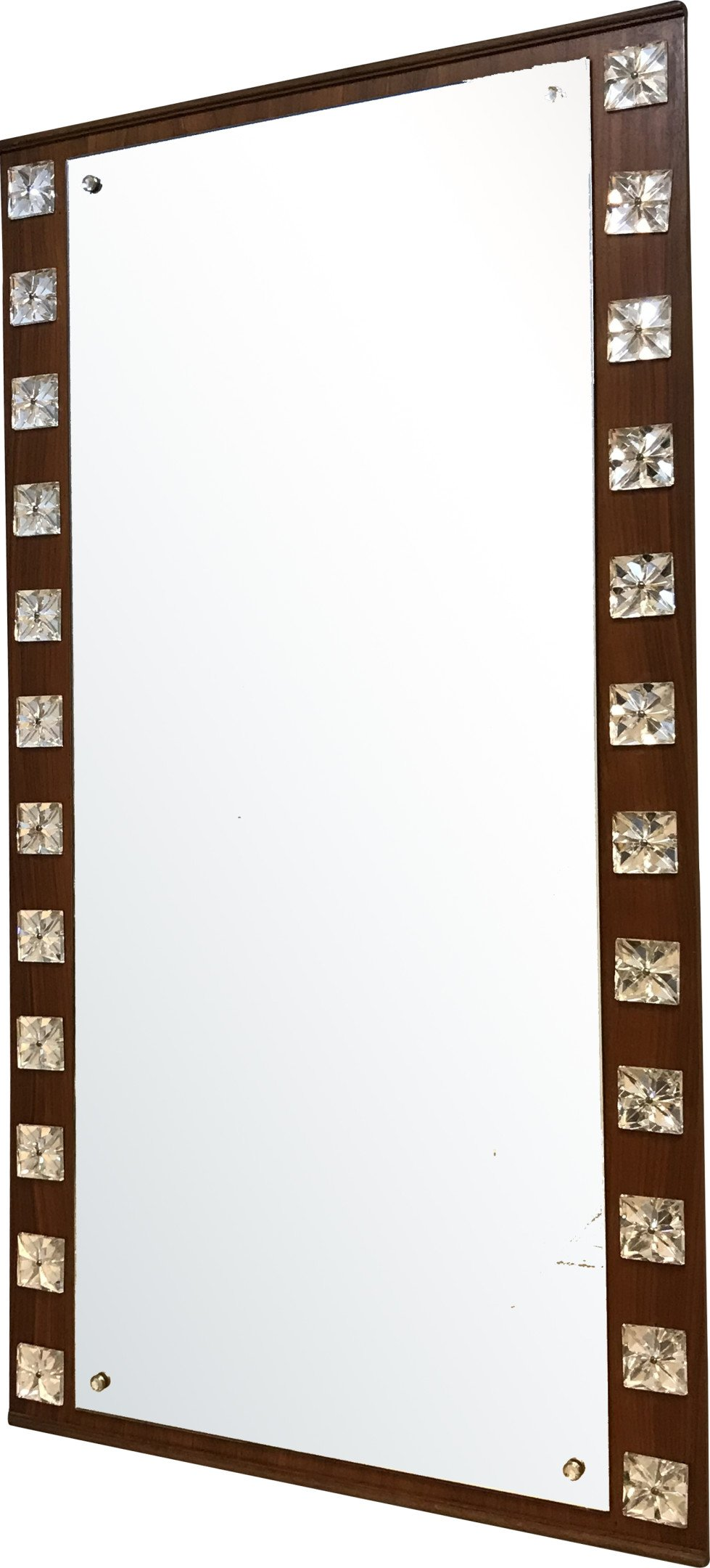 Mirror, Ericsmala Glass, Swiden 1960s