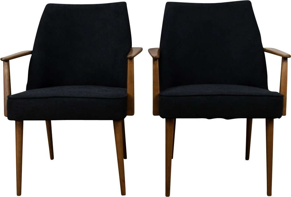 Pair of Armchairs, Germany, 1960s
