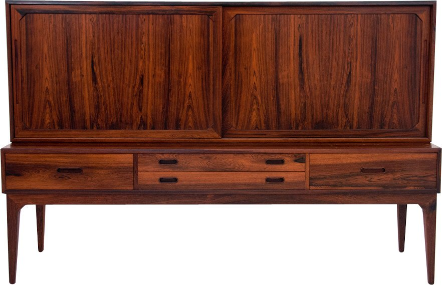 Highboard, S.Hansen, Denmark, 1960s