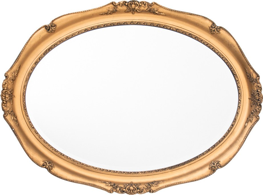 Oval Mirror, first half of 20th C.