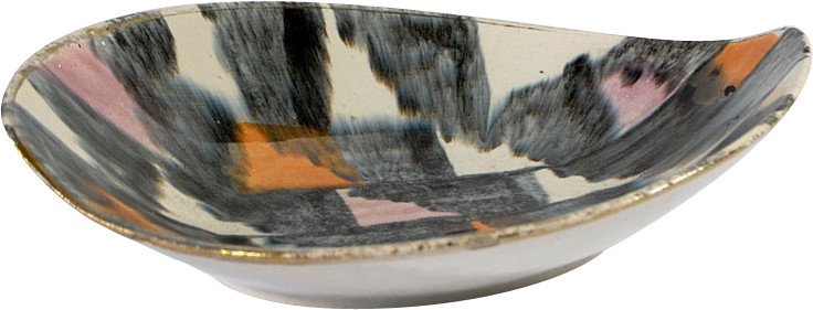 Ceramic Bowl, Bay Keramik, Germany, 1950s