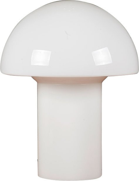 Mushroom Table Lamp, Peill & Putzler, 1970s