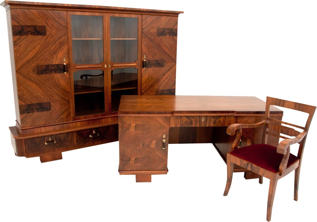 Office Set, early 20th C.