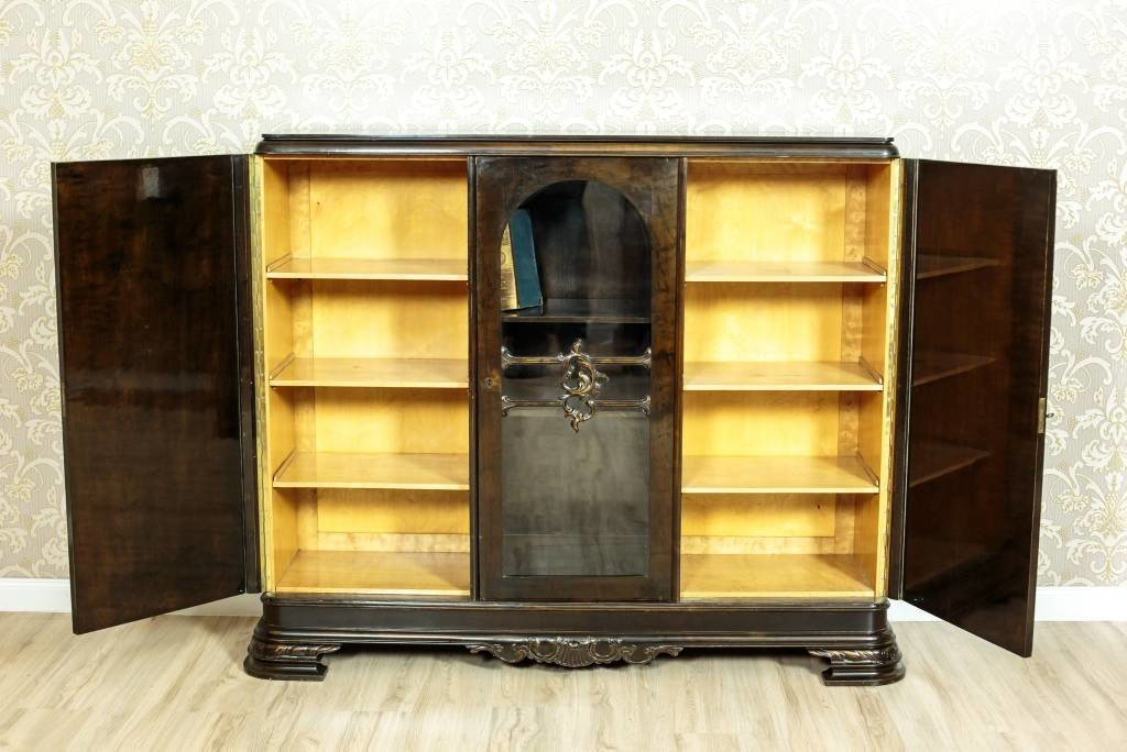 Bookcase, early 20th C.