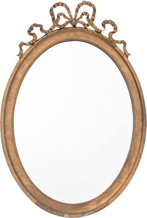 Mirror, middle of the 20th C.