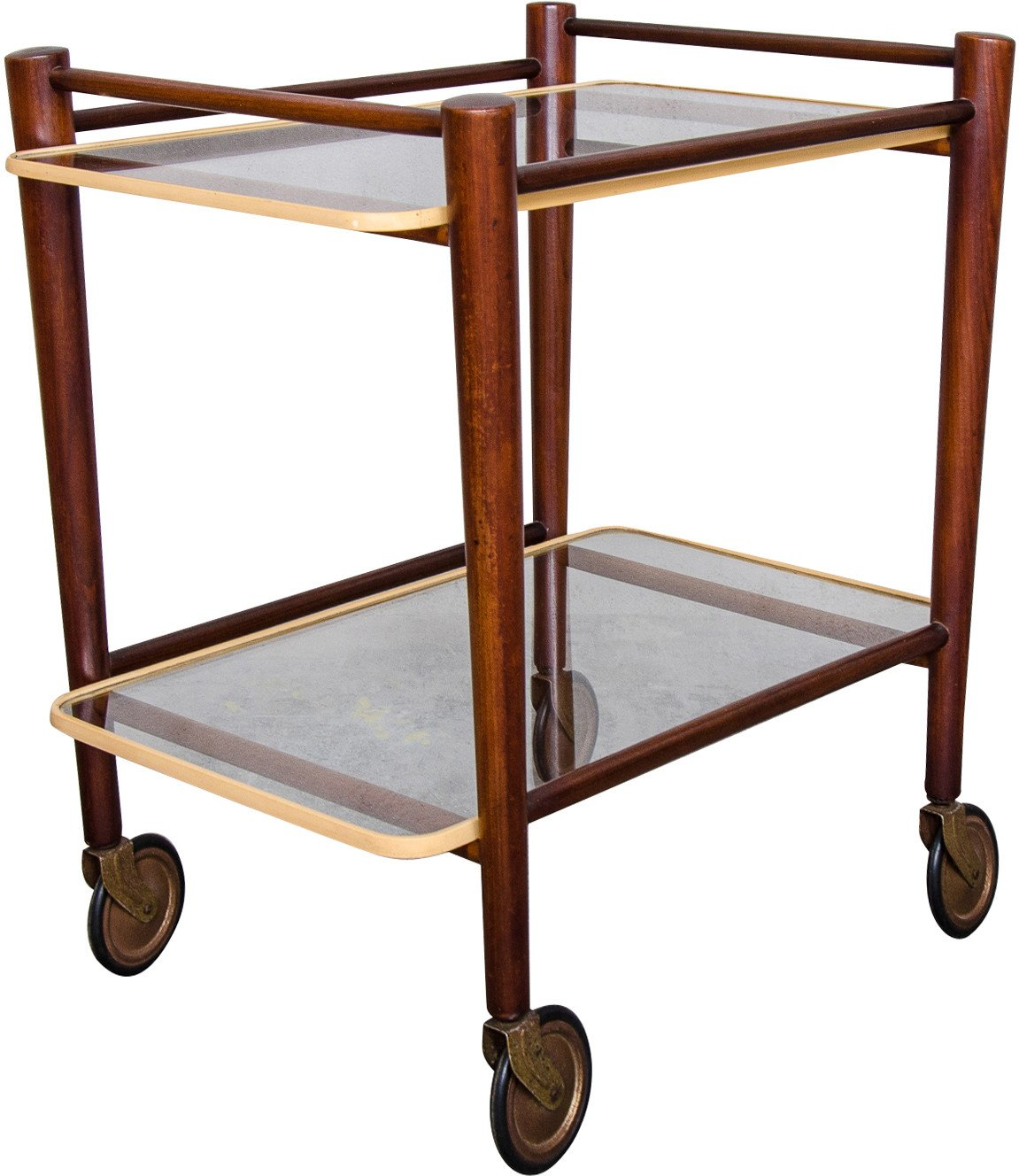 Bar Trolley by. C. Braakman, Pastoe, 1950s