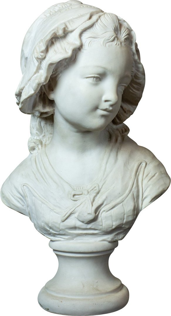 Bust of a Woman, France, 2nd half of 20th C.
