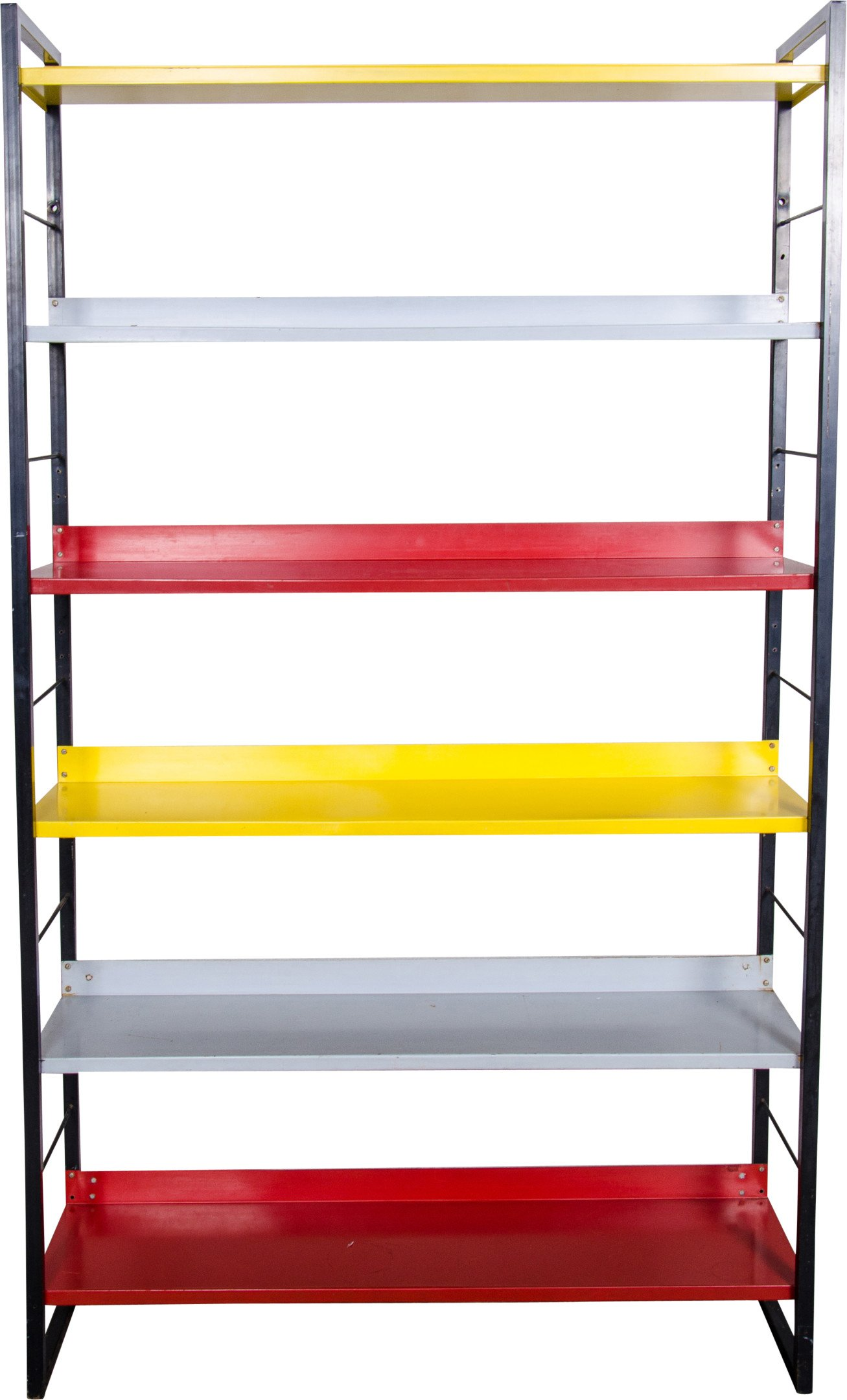 Bookcase by A. D. Dekker, Tomado, Netherlands, 1950s