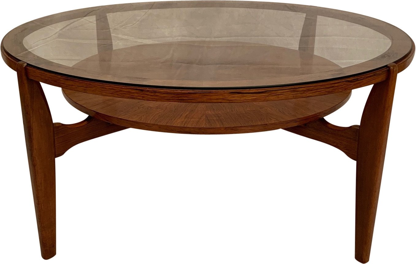 Coffee table, Ilse Möbel, 1960s