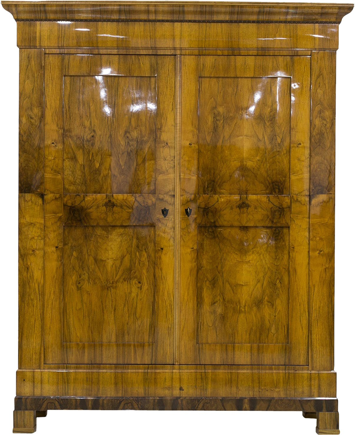 Wardrobe, around 1830