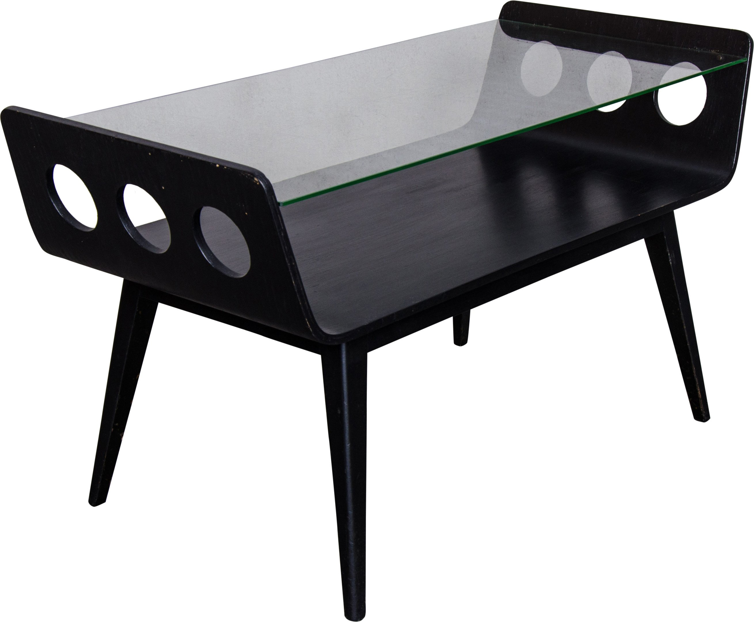 Coffee Table by C. Alons, Gouda Den Boer, 1950s