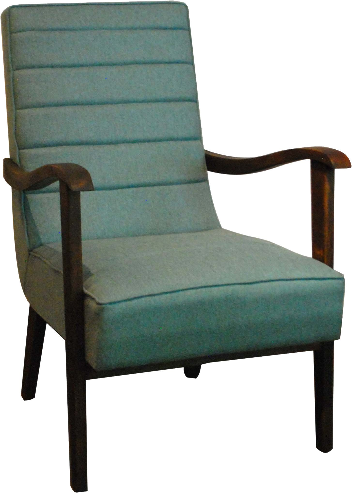 Armchair Mint, Poland, 1950s