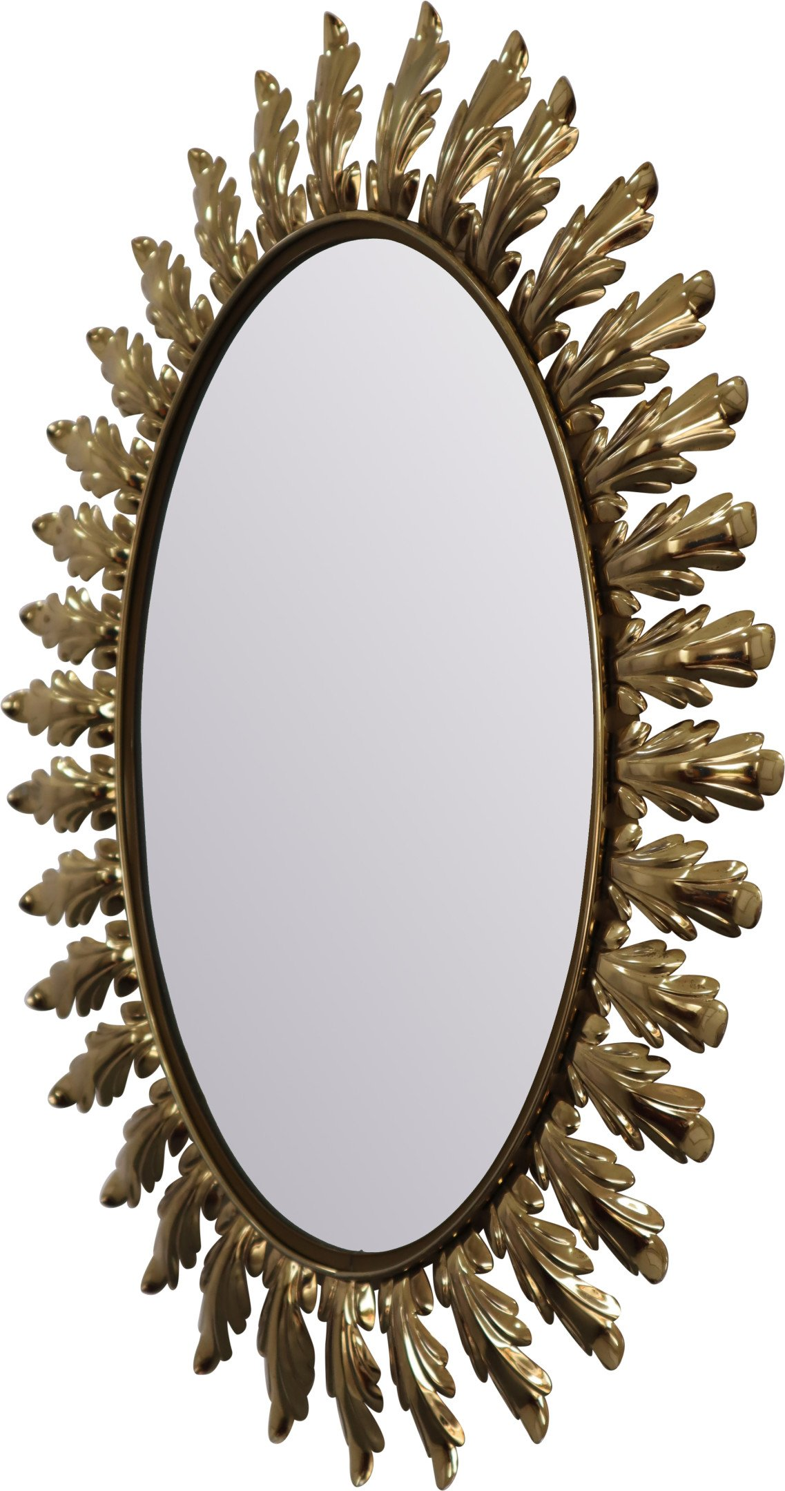 Oval Mirror, 1950s