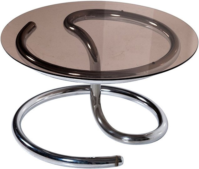 Anaconda Coffee Table by P. Tuttle, Strässle, 1960s