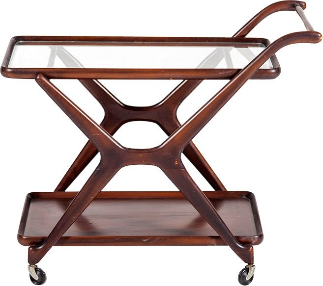 Bar Trolley, C. Lacca, Cassiny, 1950s
