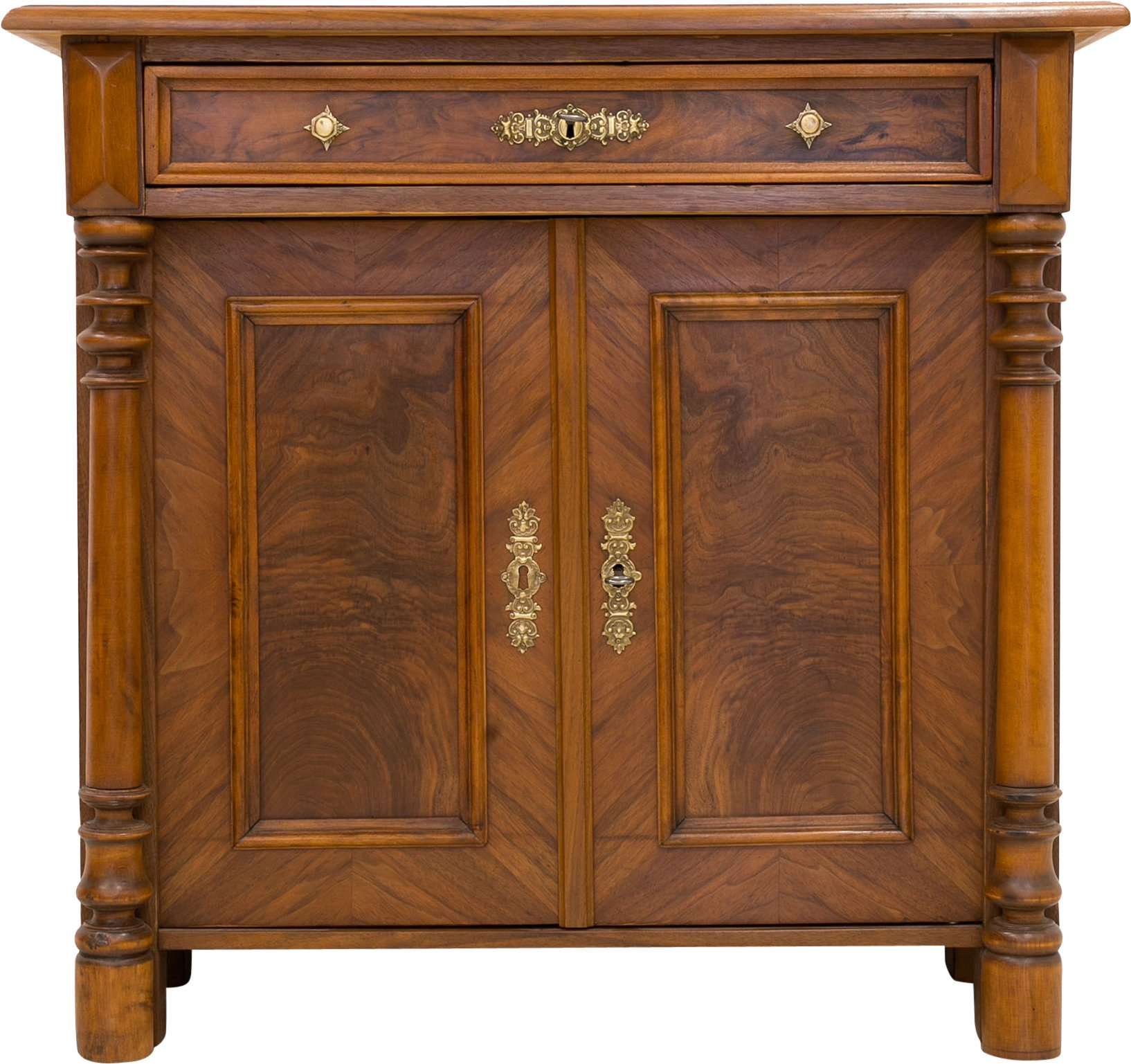 Cabinet, Germany, 2nd half of 19th C.