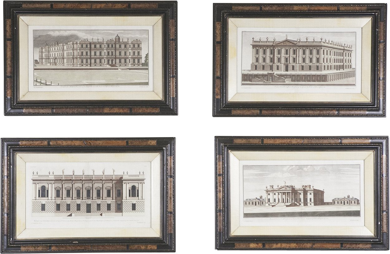 A Series of 18th-Century Graphics/Colen Cambell Vitruvius Britannicus
