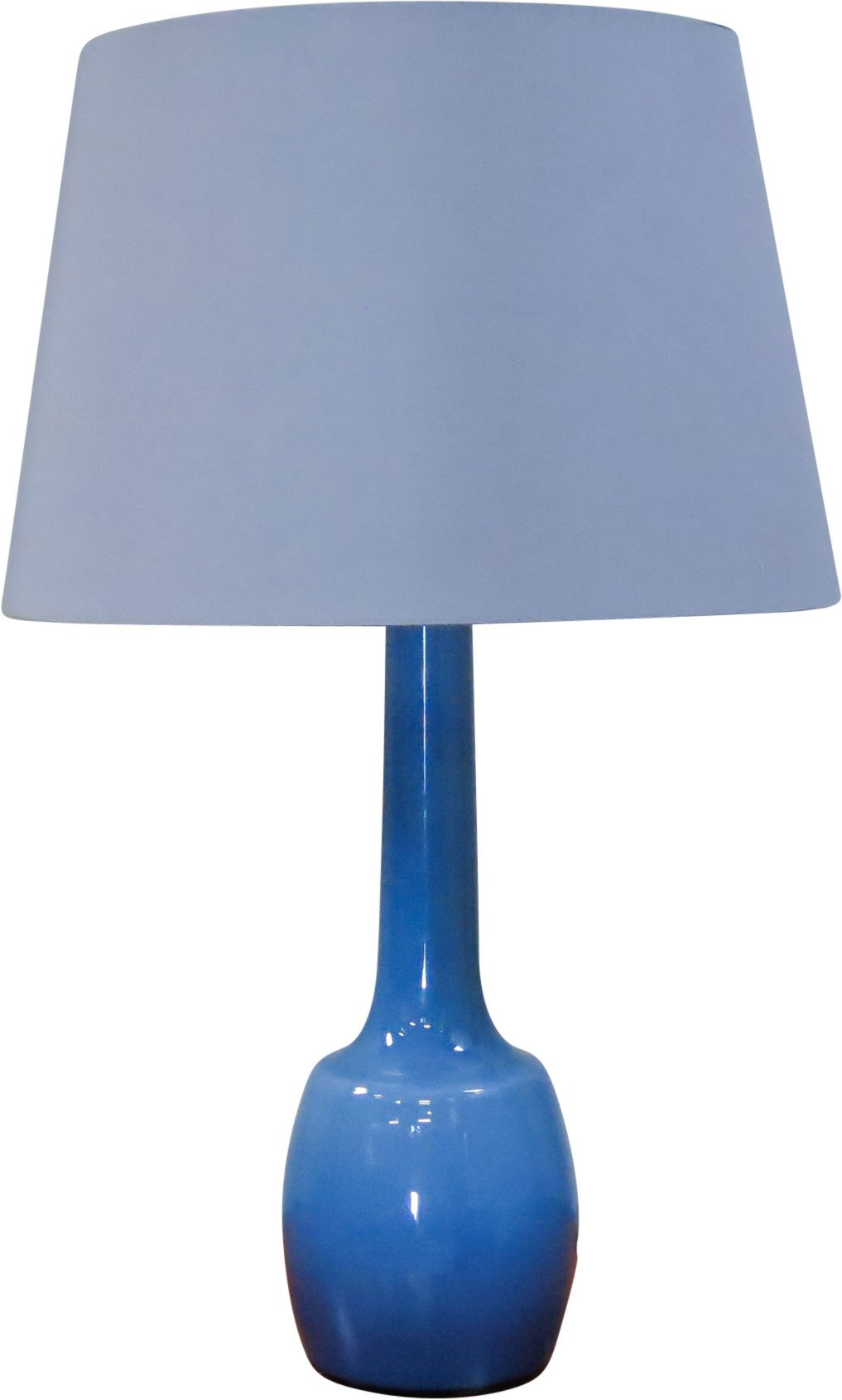 Table Lamp, Holmegaard, Denmark, 1960s