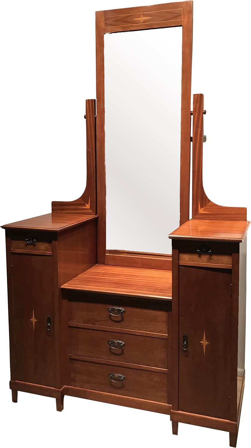 Dressing Table with Intarsia, early 20th C. - 454883 - photo