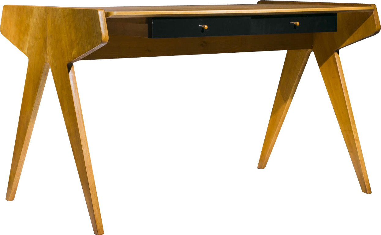 Desk by H. Magg, WK Möbel, Germany, 1960s
