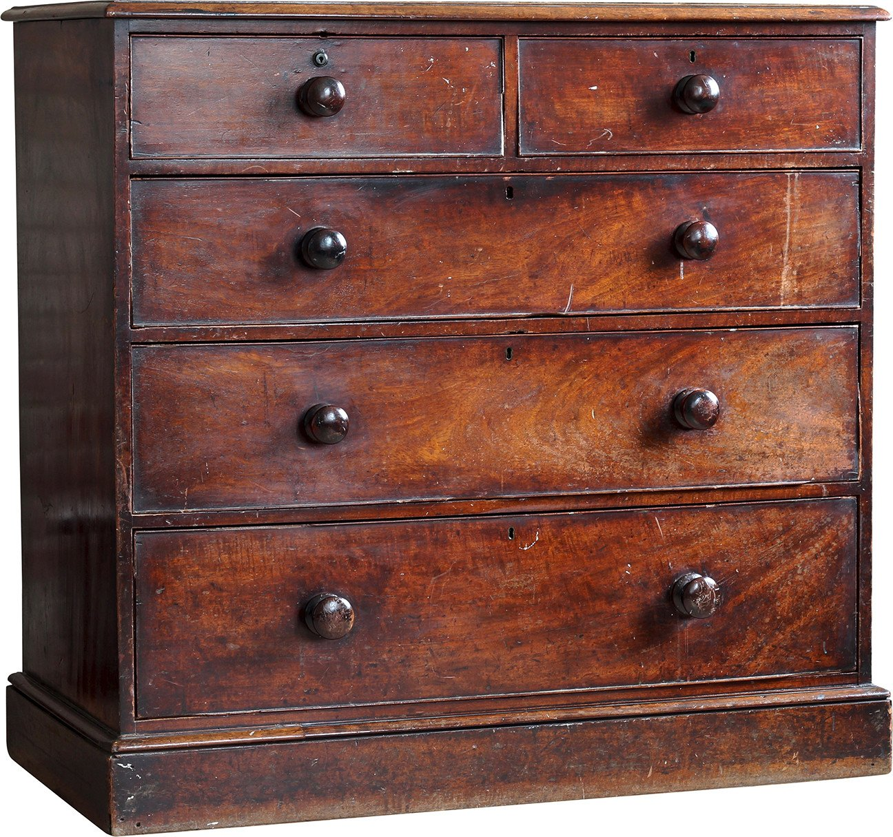 Chest of Drawers, England, 19th C.
