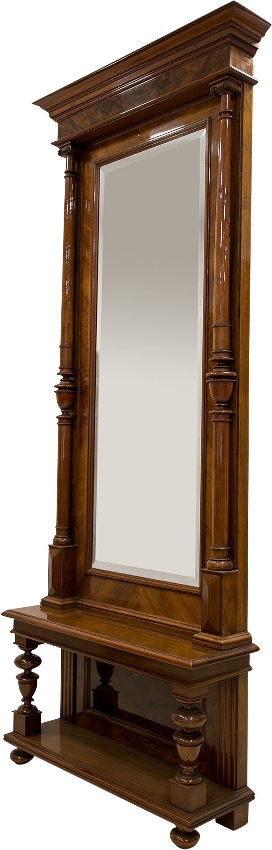 Console Mirror, Germany, 19th C.
