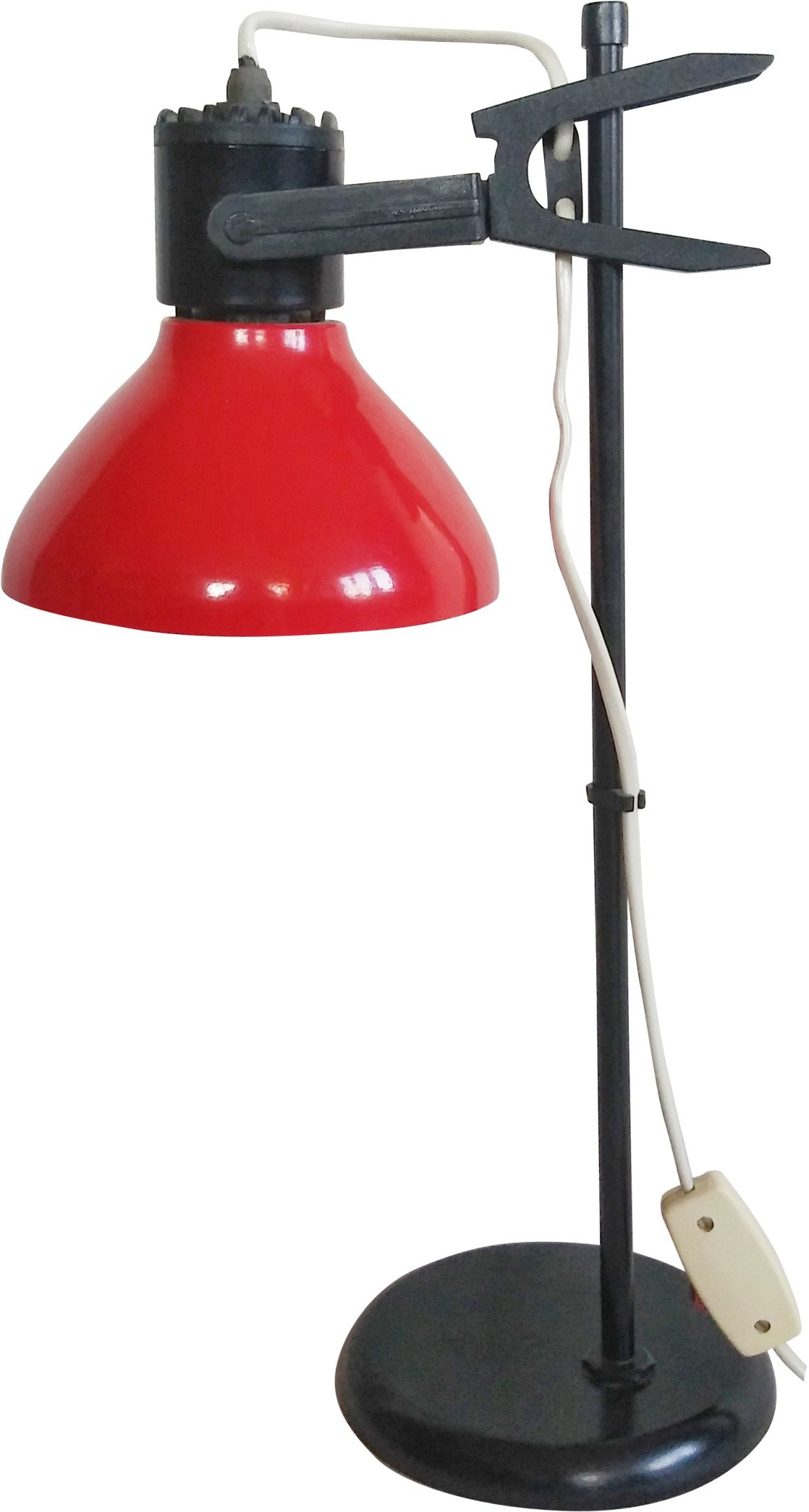 Deska Lamp for Polam, Poland, 1970s