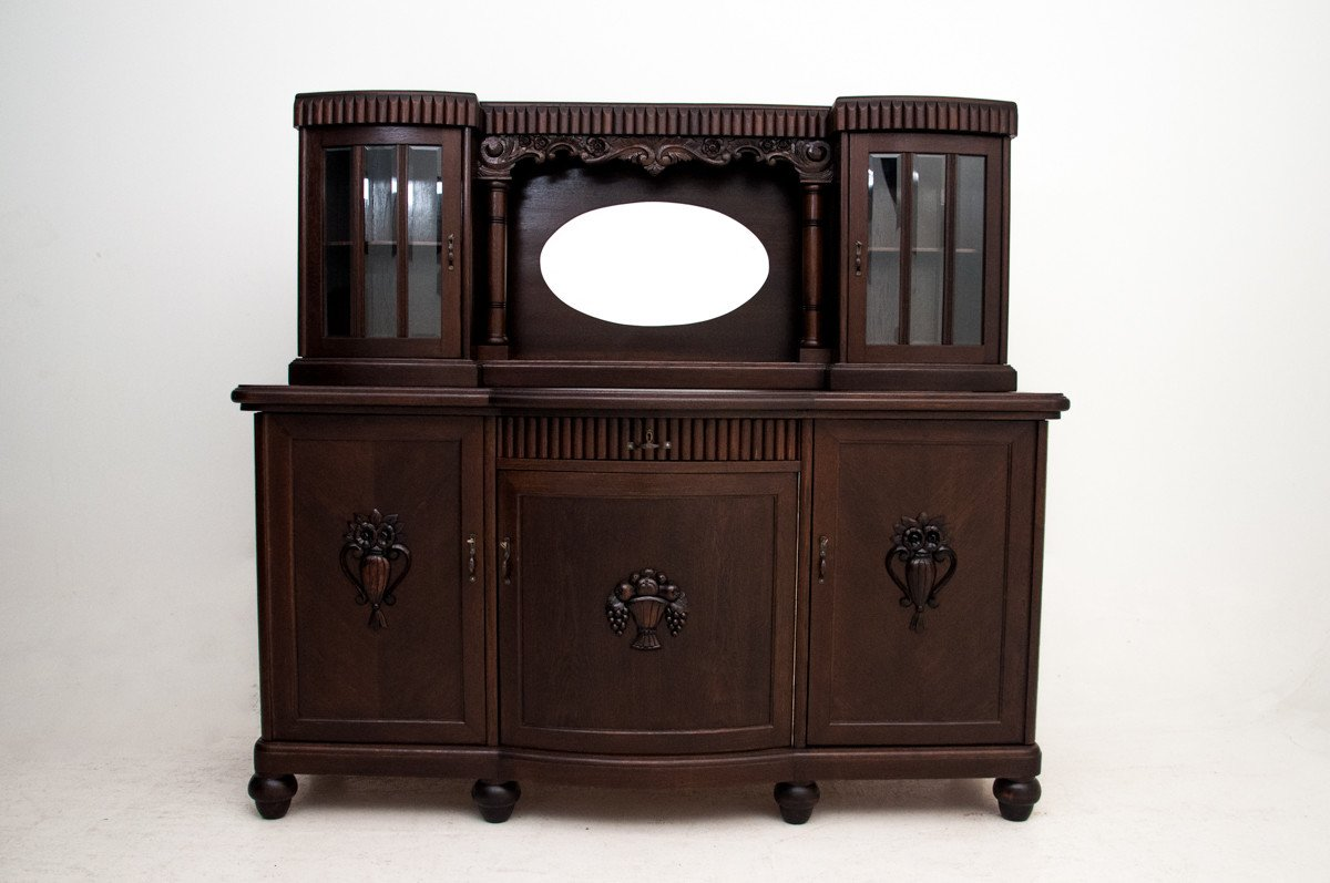 Cabinet, early 20th C.