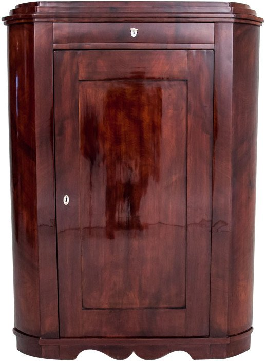 Corner Cabinet, early 20th C.