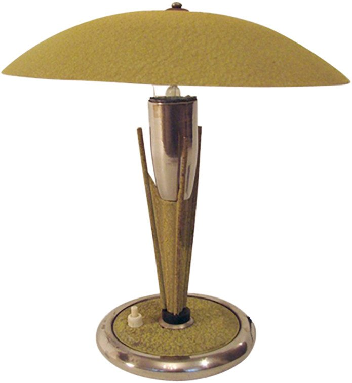 Table Lamp, Poland, 1960s