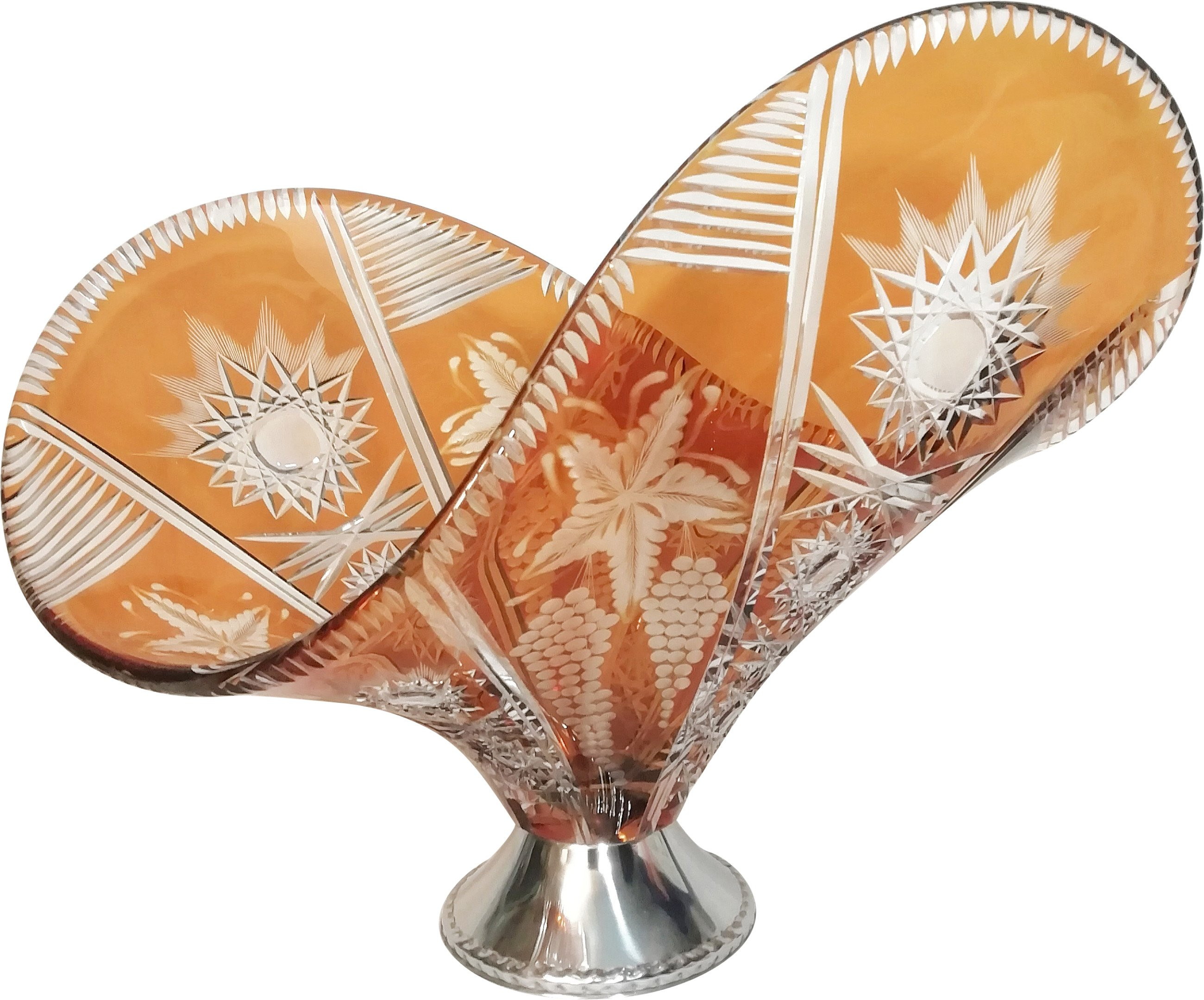 Crystal Bowl, 1980s